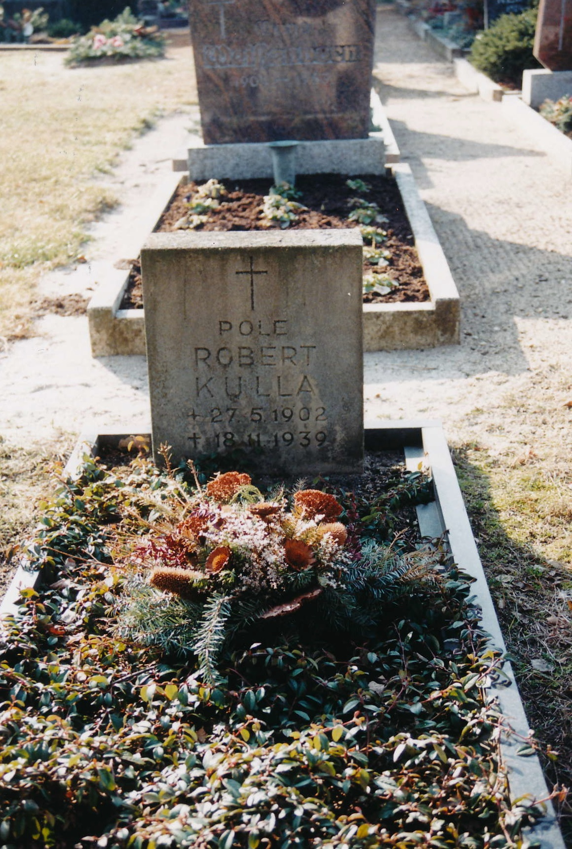 Polish grave in Vöhrum