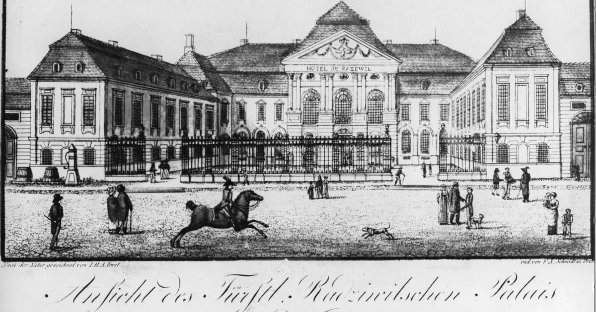 Palais Radziwill | Porta Polonica