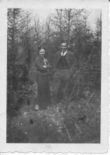 Hermann und Anna Scheipers ca. 1933