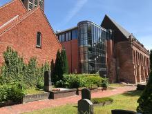 Johannes a Lasco Bibliothek, Große Kirche, Emden (2017)