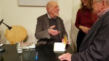 Spotkanie autorskie w Buchhändlerkeller, Berlin 2018 r.