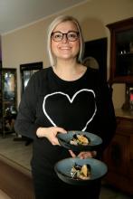 Agata Reul ist Gastgeberin aus Leidenschaft