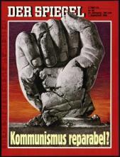 Strona tytułowa magazynu DER SPIEGEL 36/1980