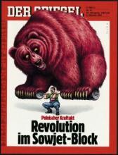 Strona tytułowa magazynu DER SPIEGEL 41/1981