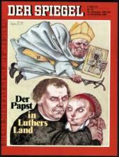 Strona tytułowa magazynu DER SPIEGEL 46/1980