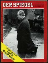Strona tytułowa magazynu DER SPIEGEL 51/1970