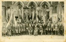 Polnisches Marienfest in Gelsenkirchen, ca. 1880