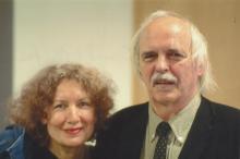Janina Szarek i Olav Münzberg
