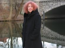 Janina Szarek, portret zimowy