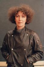 Janina Szarek prywatnie, 1983 r.