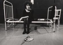 Janina Szarek w Studiu-Grupie 44, początek lat 80-tych