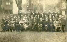 Polnische Jugendvereinigung (Towarzystwo Młodzieży) Bochum, 1922