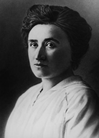 Rosa Luxemburg Porta Polonica