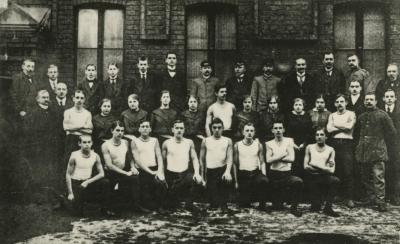"Turnverein ""Sokół"" (Falke) in Herne, 1916"