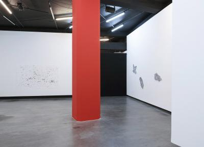 Installation view, Technocomplex, Parrotta Contemporary Art, Stuttgart, 2017.