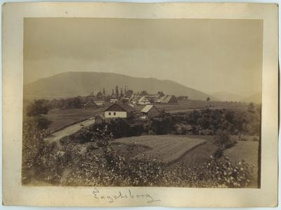 Roman Kochanowski, Engelsberg [Bavaria], photo, photographic paper on board, 14.5 x 19.5 cm