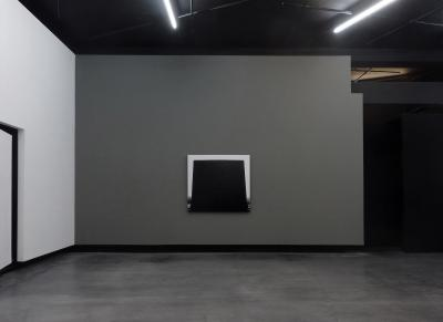 Agata Madejska, 46-48, 2010, lightjet c-type print on Forex and waxed MDF, 119 x 130 x 5 cm. Installation view, Parrotta Contemporary Art, Stuttgart, 2013.