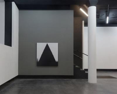 Agata Madejska, 1906, 2012, lightjet c-type print on Forex and waxed MDF, 119 x 130 x 5 cm. Installation view, Parrotta Contemporary Art, Stuttgart, 2013.