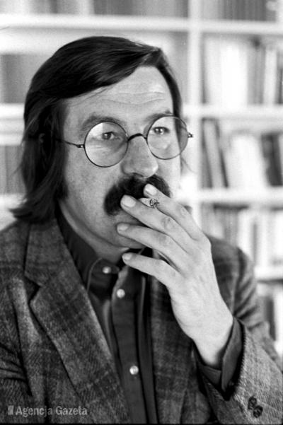 Günter Grass, Berlin 1975.