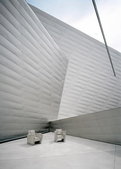 Denver Art Museum, USA.