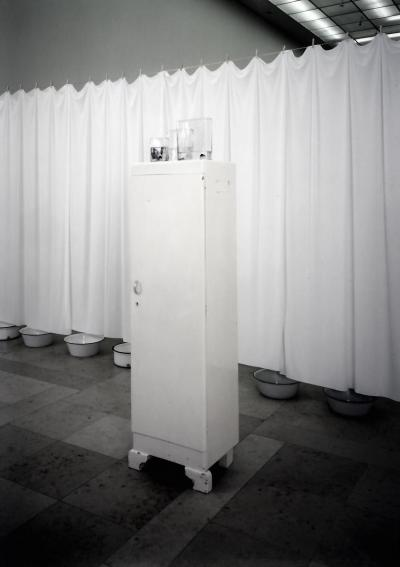Exhibition Events that remain Anonymous, Museum Ostdeutsche Galerie, Regensburg 2000 (on the occasion of the sponsorship award to the Lovis Corinth Prize)