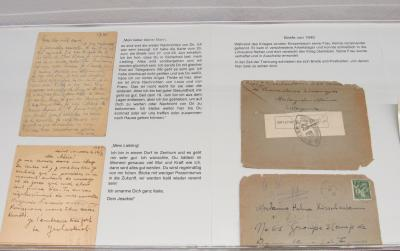 Letters from J.D. Kirszenbaum and his wife Helma, 1940