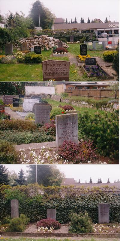 The polish graves