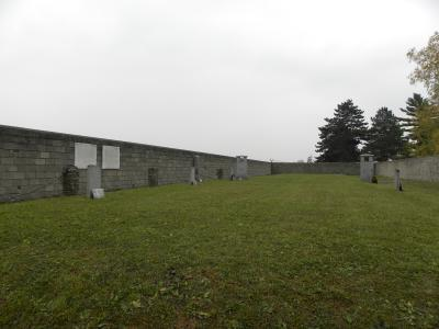 Impressions of the memorial site