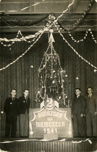 weihnachten in deutschland 1941 mit p porta polonica. Black Bedroom Furniture Sets. Home Design Ideas