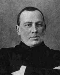 Petrus Dunajski (1869-1938). Polish parish priest, 1912-18 member of the Reichstag of the German Empire