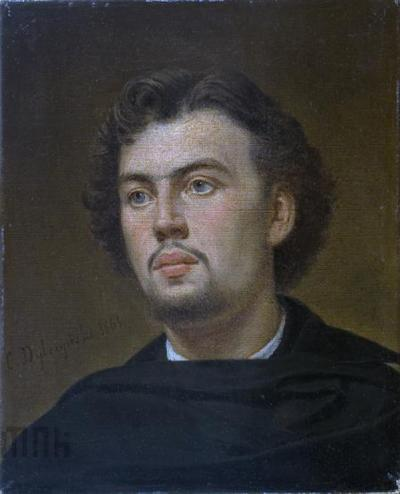 Portrait of the painter Adam Chmielowski (1845-1916)