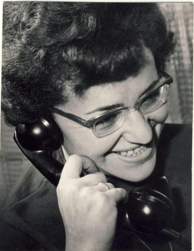 Helena Bohle-Szacki in the 1960s