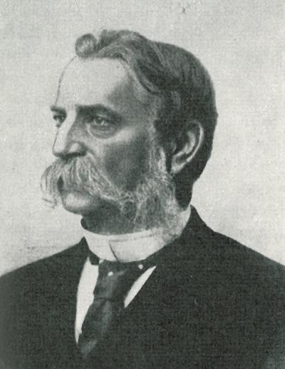 Mieczysław hrabia Kwilecki (1833-1918). Polish lord of the manor and member of the Prussian House of Lords, 1867-71 member of the Reichstag of the North German Confederation