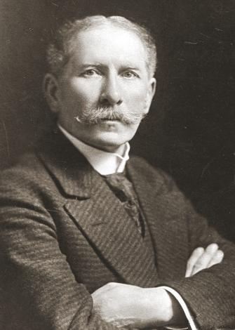 Stefan Łaszewski (1862-1924). Polish lawyer and judge, 1912-18 member of the Reichstag of the German Empire