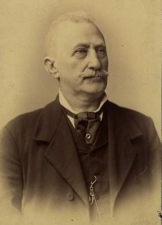 Ignacy Łyskowski (1820-1886). Polish lord of the manor, publicist, member of the pre-parliament, of the Frankfurt National Assembly and of the Prussian Landtag, 1881-86 member of the Reichstag of the German Empire