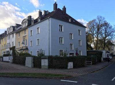 The former headquarters of the ZPU in Velbert